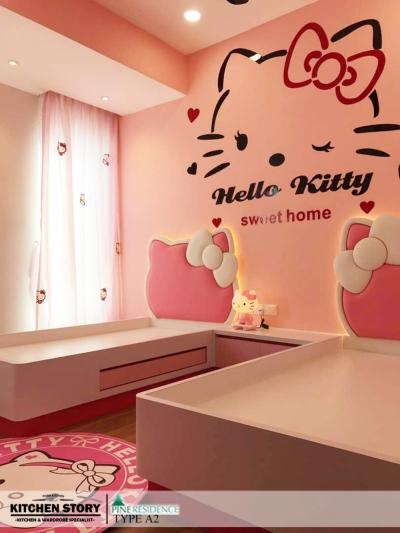 Kid's Room Bed Frame