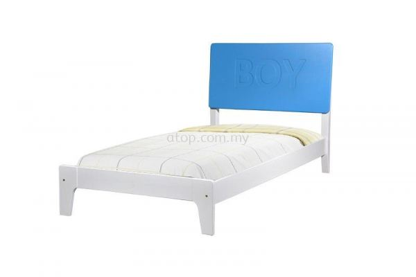 CS 1217 (WHB) 3ft Bed Frame (Blue)(Boy)