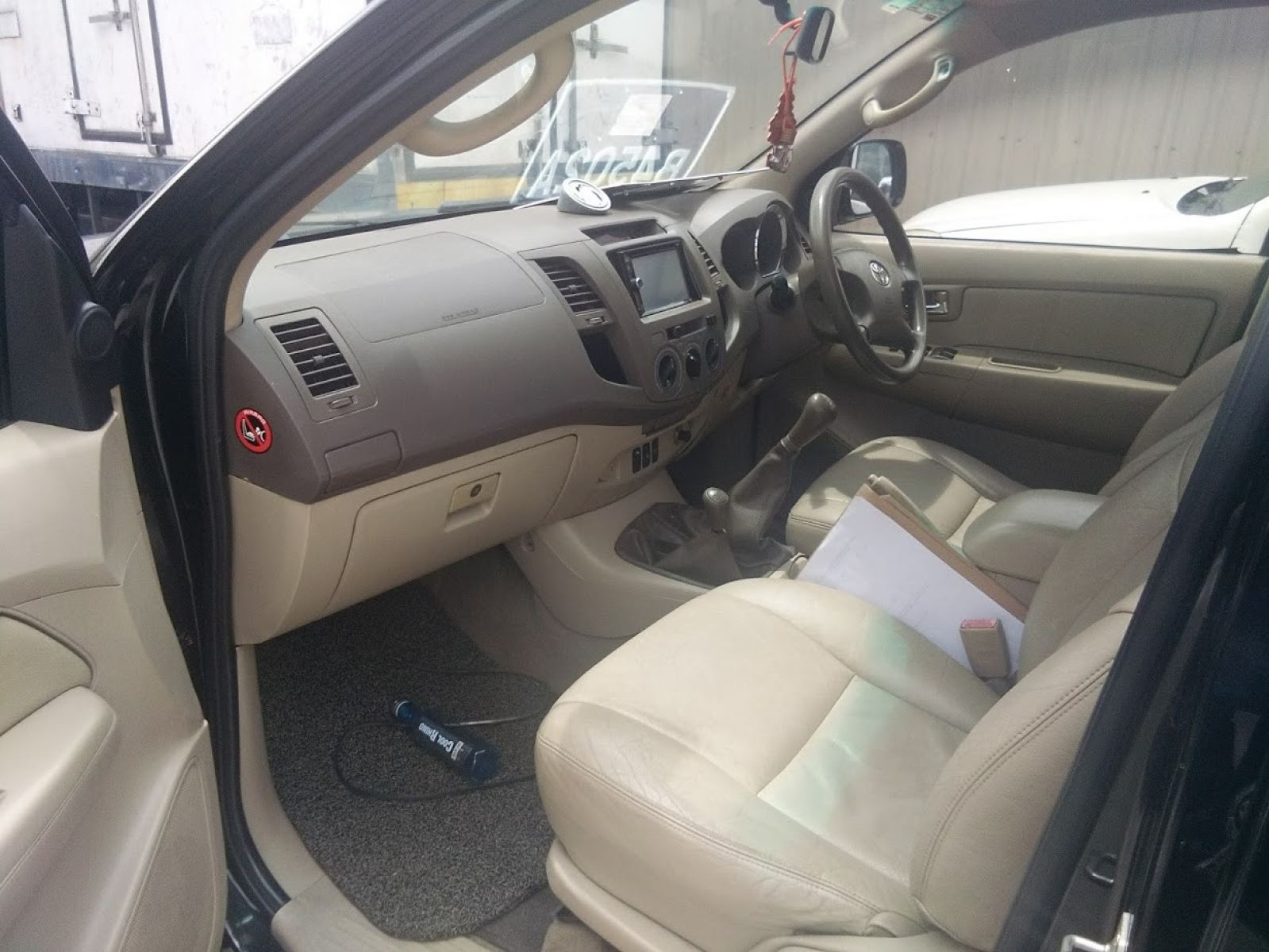 TOYOTA FORTUNA 2,5L DIESEL TURBO 06 FOR SALES USEDCAR FOR SALES USED