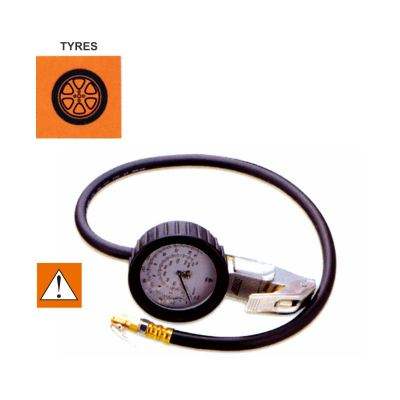 MK-AUT-10020 3-FUNCTION TIRE GAUGE