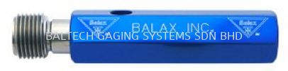 BALAX NPT Taper Pipe Thread Plug Gage NPT Taper Pipe Thread Plug Gage BALAX THREAD GAUGES
