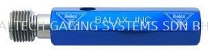 BALAX NPT Taper Pipe Thread Plug Gage