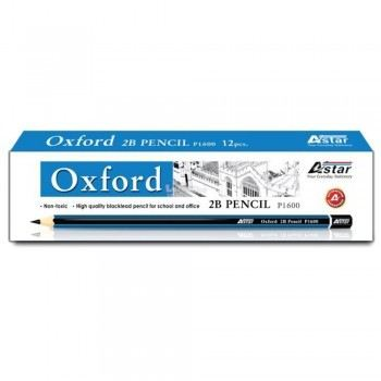 Astar P1600 2B Pencil - 12 pcs of box