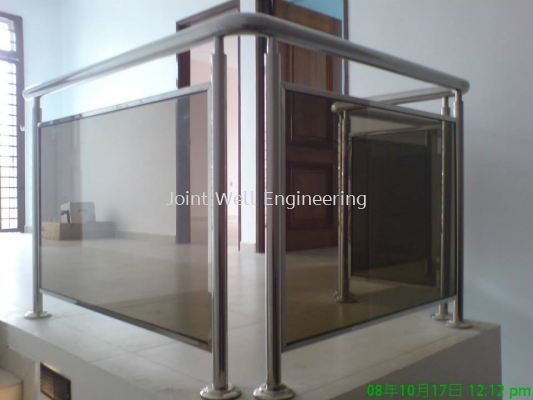 Stairhand  Tempered Glass