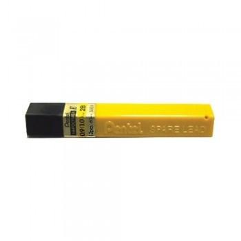 Pentel Hi-Polymer 50.9E-2B Pencil Leads 0.9mm