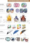 Custom Made C - Customize Sublimation Printing Custom Made To Order Premium Gift Products