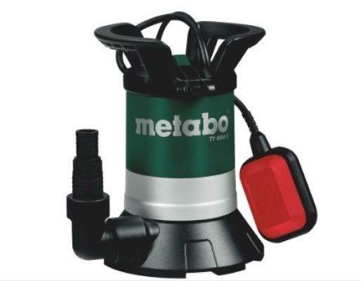 METABO SUBMERSIBLE PUMP,TP 8000 S