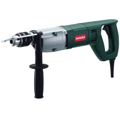 METABO VARIABLE SPEED DRILL, 1100W 16MM STEEL, (16MM CHUCK), BDE 1100
