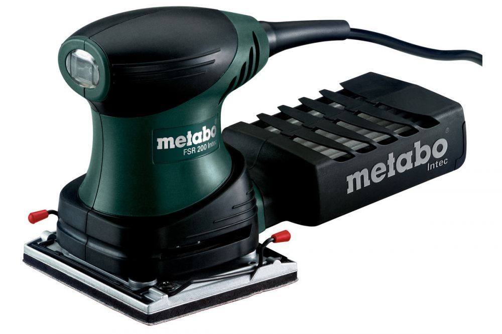 METABO INTEC PALM SANDER, FSR 200