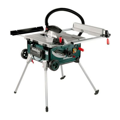 METABO CIRCULAR TABLE SAW, 2000W, BLADE: DIA 254, BORE 30MM, TS 254