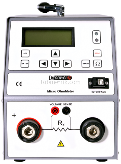 Micro Ohmmeters �C RMO-A series