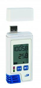 DOSTMANN LOG220 PDF- data logger with display for temperature, humidity and pressure
