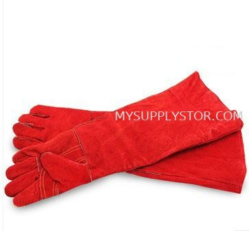 Glove Leather 16 inch