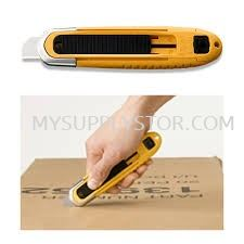 Safety Cutter / Knife Self-Retract