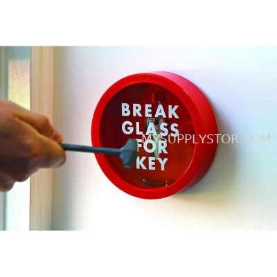 Emergency Break Glass Holder