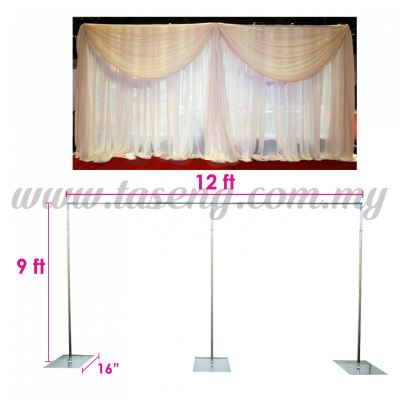Aluminium Backdrop Stand (ART-BDS)