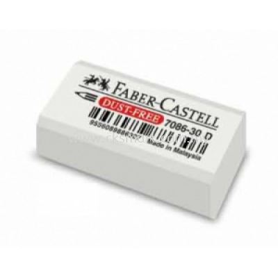 F/CASTELL ERASER DUST-FREE 7086-30L