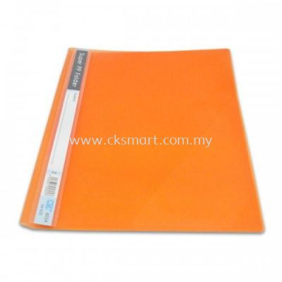 A4 MANAGEMENT FILE ORANGE