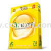 IK YELLOW A3 PAPER 70GSM 450's A4 Copier Paper Paper Products