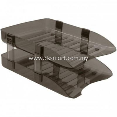 2 TIER DOCUMENT TRAY
