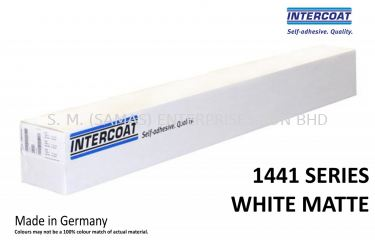INTERCOAT 1441 WHITE MATTE