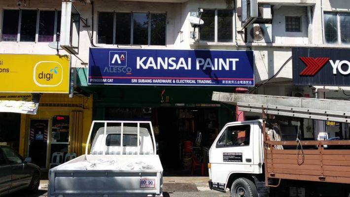 Kansai Paint ( Sri Subang )