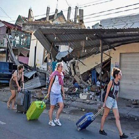 Exodus of Lombok Tourists After Second Quake in a Week TravelNews