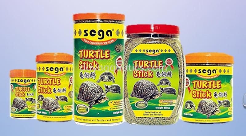 Turtlrstick Series Sega Fish Food Selangor, Johor Bahru (JB), Malaysia, Kuala Lumpur (KL), Kuala Selangor, Kempas Wholesaler, Manufacturer, Supplier, Supply | Daya Aquatics