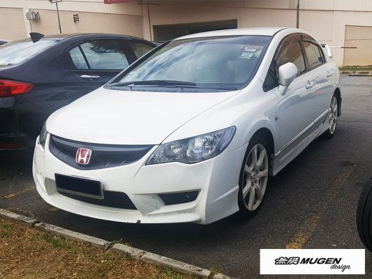 HONDA CIVIC �C (FD) Mugen design