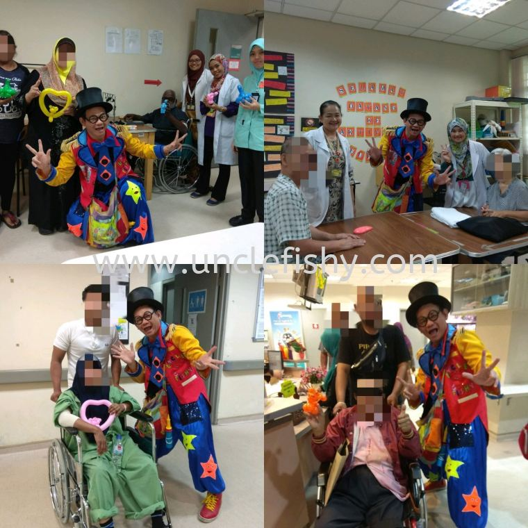 Hospital Charity Care at Hospital Sultan Ismail