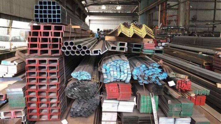 Supply mild steel angle bar , c channel , hollow