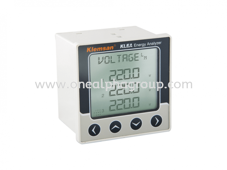 Limited Time Offer to Supply and Install Klemsan KLEA 220P Energy Analyzer