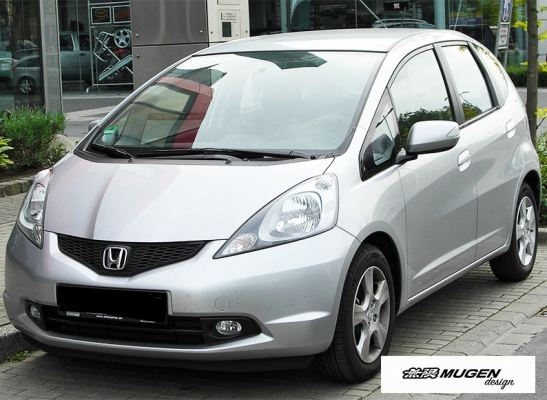 HONDA JAZZ / FIT �C Mugen design