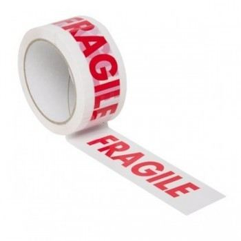 OPP Tape 48mm x 50m - Fragile