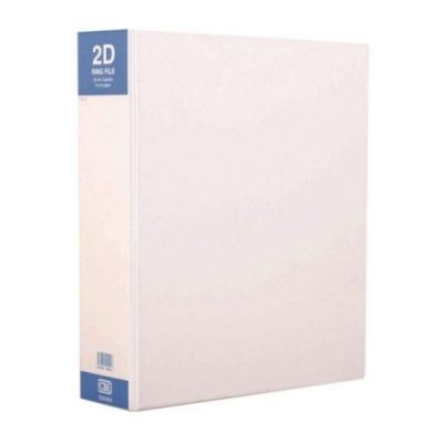 CBE 2D6502 PVC 2D A4 Ring Binder File - 50mm