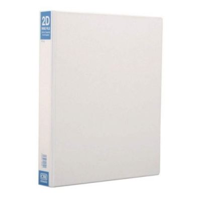 CBE 2D6252 PVC 2D A4 Ring Binder File - 25mm