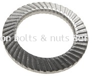 A2 Ribbed Lock Washer