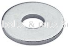 MS Flat Washer - Nickel Plating