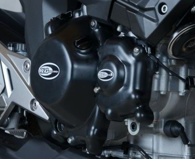 Engine Case Cover Kit (3pc) For Kawasaki Z800 '12
