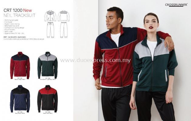 Cross Runner CRT 1200 TrackSuit