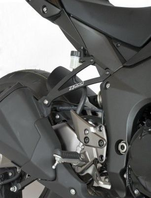 Exhaust Hangers for Kawasaki Z1000 '10-, Z1000SX up to 2013