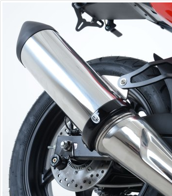 "4.5"" to 5.5"" Round Exhaust Protector (Can Cover)"