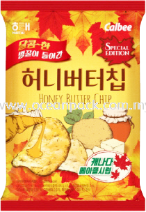 #HONEY BUTTER CHIP - SPICY #HAITEI
