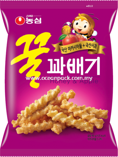 #HONEY TWISTED CHIPS