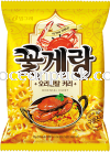 #CRAB CHIPS - CURRY Korean Snacks Snack Food