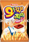 #POTATO CHIPS - BBQ (ORION) Korean Snacks Snack Food