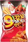 #POTATO CHIPS - CHICKEN (ORION) Korean Snacks Snack Food