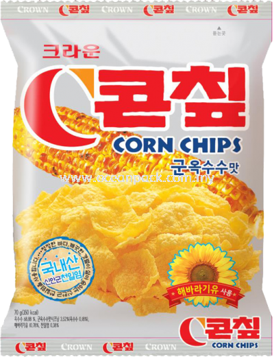 #BAKED CORN CHIPS (CROWN)