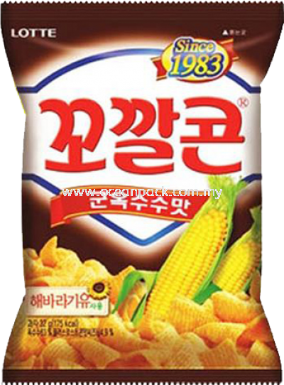 #TRIANGLE CORN (LOTTE)