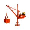 Portable Lifting Hoist c/w EY-20 Petrol Engine ID222292  Balloon Lighting Tower  Contruction Equipment